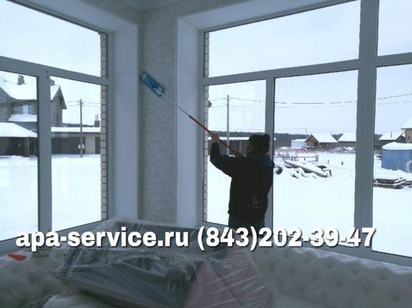 Уборка после ремонта в Казани фото